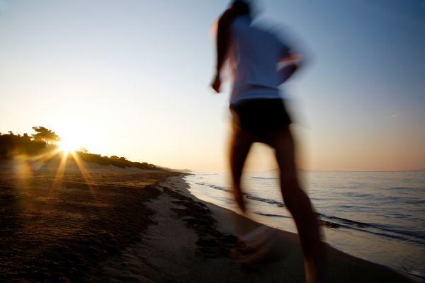 Corriendo en solitario